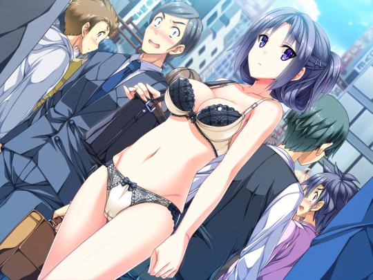 Hot Big Boobs Anime Girl Hentai.2016