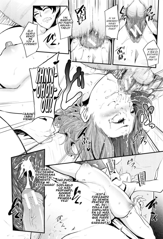 Hentai - Consiénteme mamá (Manga)