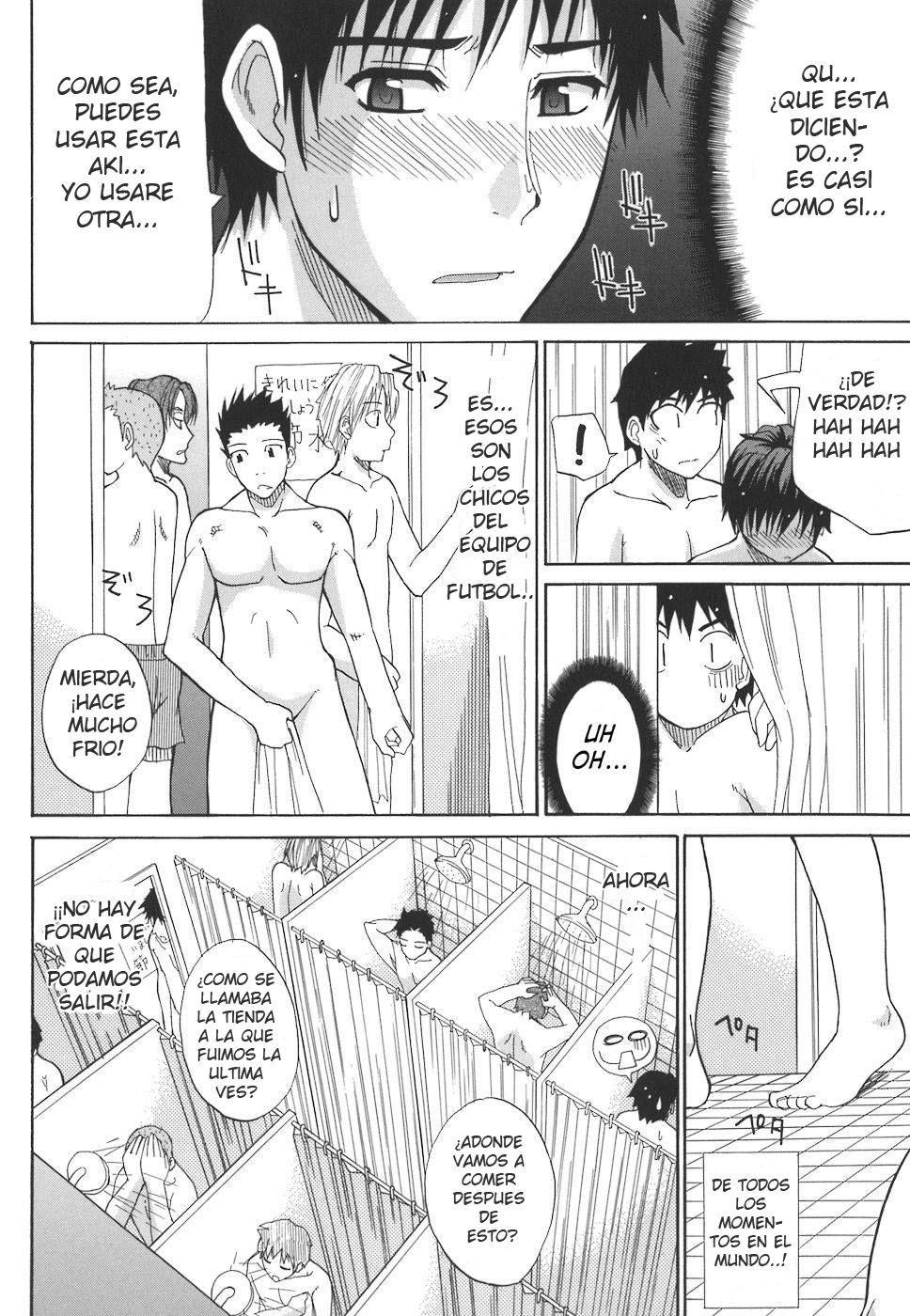 Ichizu na Toriko - A Earnest Captive [Capítulo 1-2]