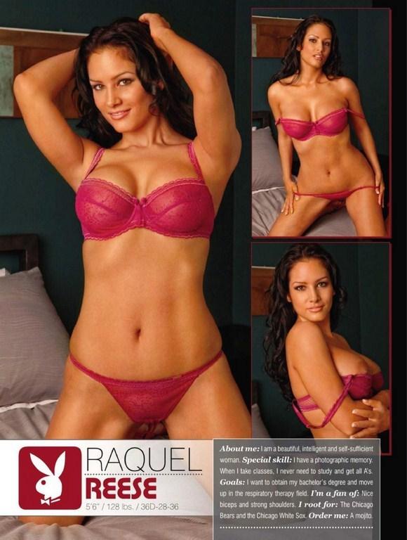Playboy Lingerie Enero 2012