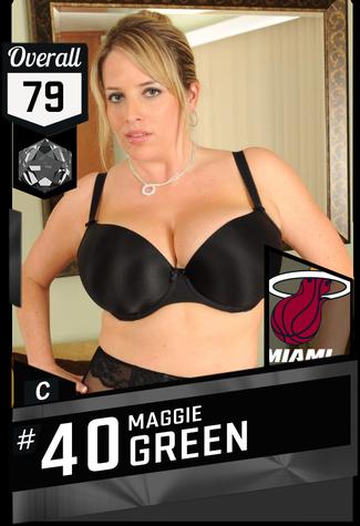 Top 100 Freeones 2017, Maggie Green