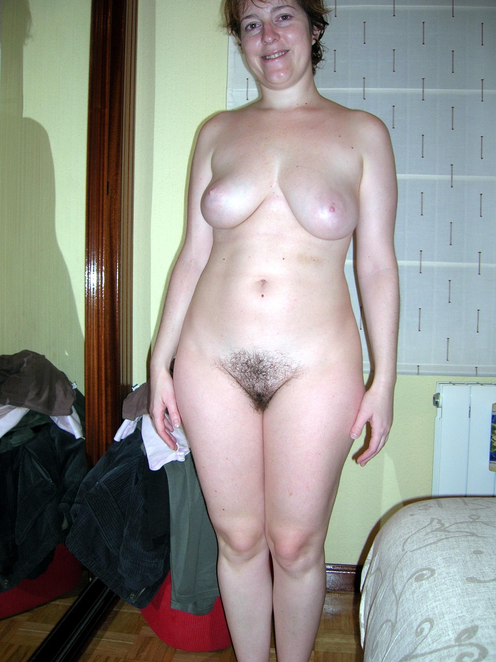 Домашняя мамка голая