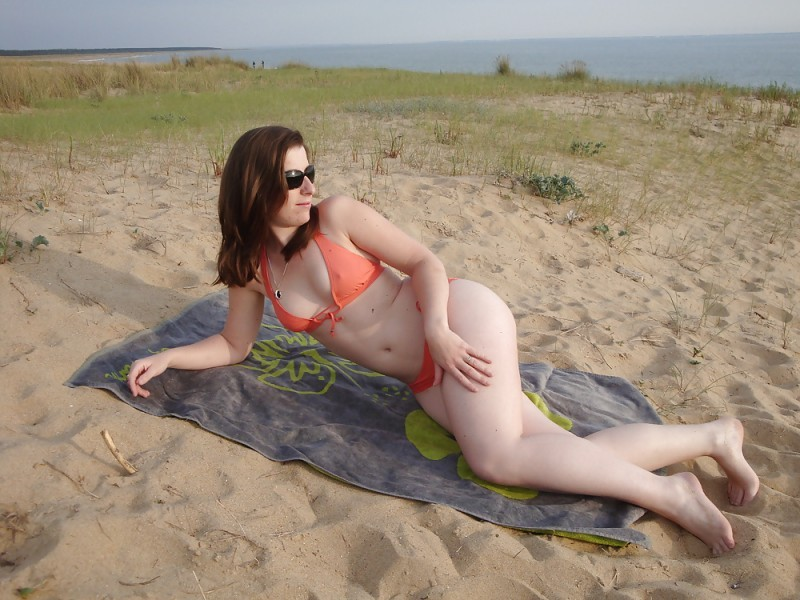 día de playa...
