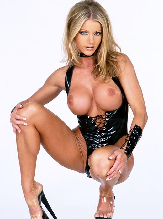 Pornstars Amber Blank, Amber Michaels Y Anna Bell Peaks -4808