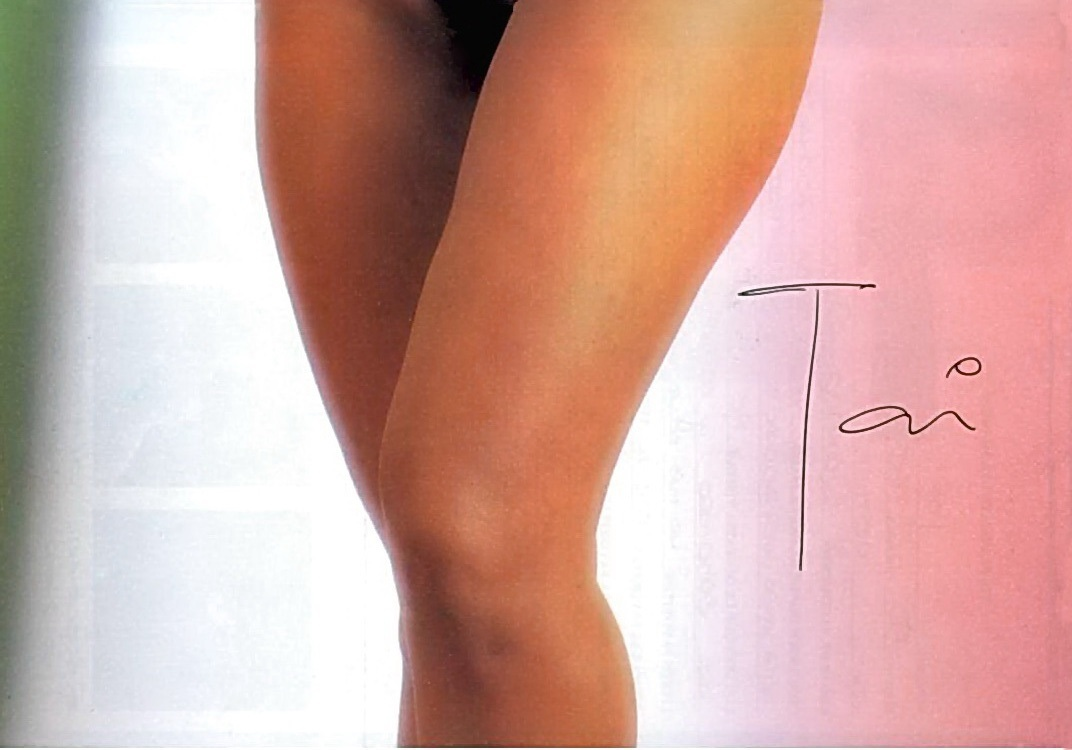 Tatiana Wolrich en Playboy (1994)