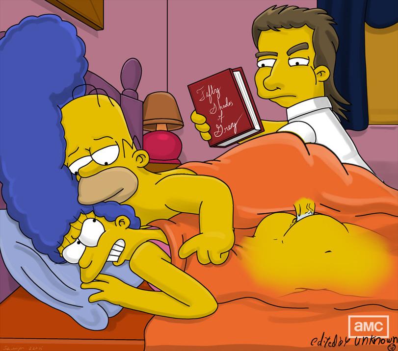 Marge simpsons porno