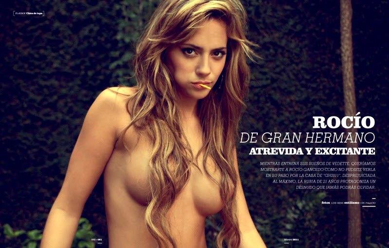 Chicas GH en Playboy
